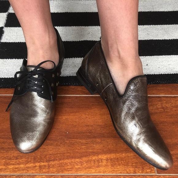 16805d803d9 Freda Salvador Shoes - Freda Salvador CHANGE loafer   oxford - sz. 7